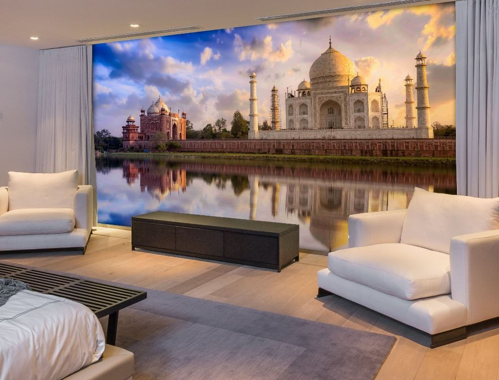 Wallpaper Interior Wall Decor Wallcoverings Best Price Quality Wall Pictures Shop Online Zara Wallpapers Online Store Gartex India